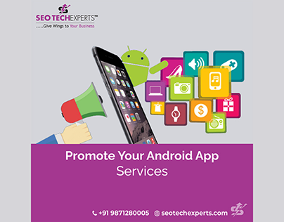 Mobile App Marketing Services - SEO Tech Experts