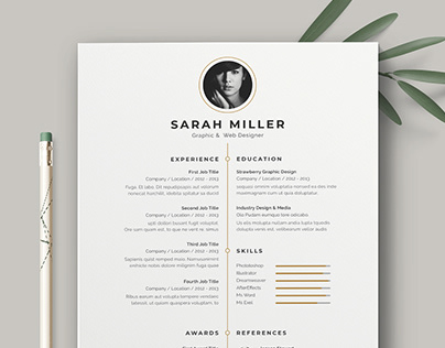 Resume Sarah