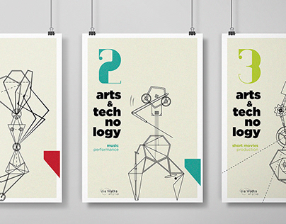 arts and technology_3 posters