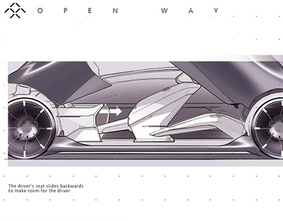 Faraday Future luxury package Personal project