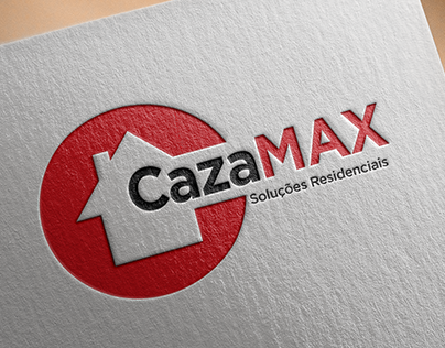 CazaMAX - Identidade Visual