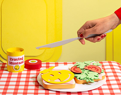 70´s: CRAVING MUSTARD - SMILEY & CREATIVE REVIEW