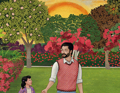 Shapoorji Pallonji Illustration