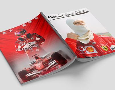 Magazine of Michael Schumacher
