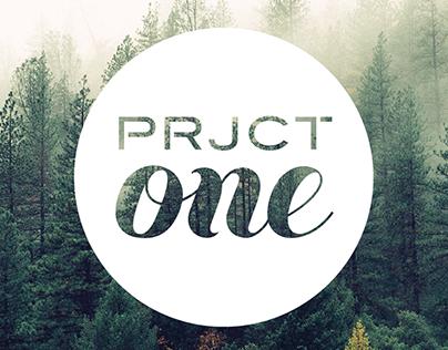 PRJCT One Logo