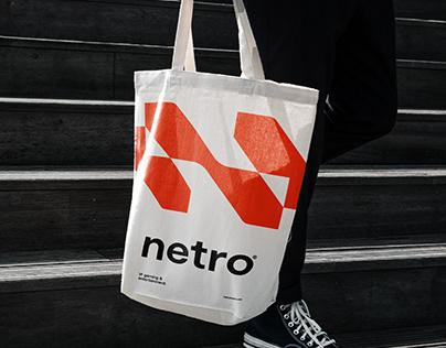 netro® Visual identity