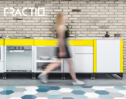 Fractio - Modular Kitchen by Tutaller Design & Haceb