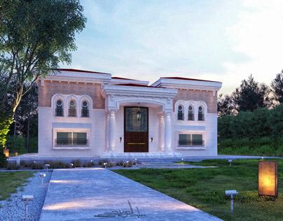 New Classic Villa - Abu Dhabi