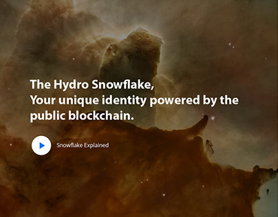 Hydro Snowflake Dashboard