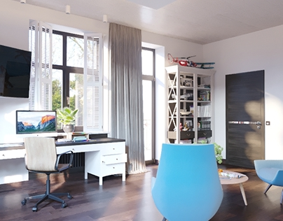 Spacious and cozy apartments