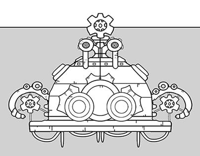 2D Set - Helmet