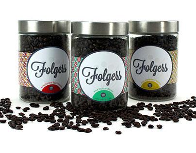 Folgers Rebranding