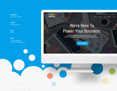 Motiks Web Design