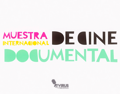 MUESTRA INTERNACIONAL DE CINE DOCUMENTAL