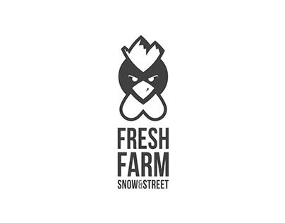 FRESH FARM - snow & street