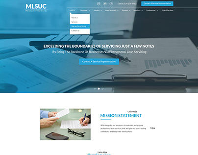 MLSUC - Website Design & Development