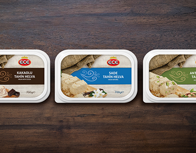 Halva Packaging Design