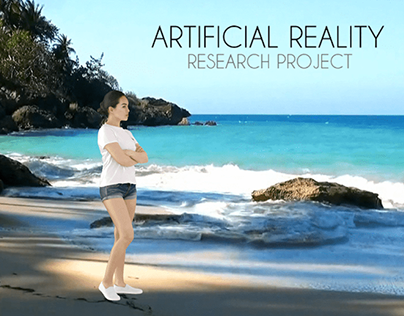 Artificial Reality Research Project