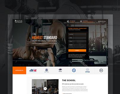 Focus - Personal Training Institute