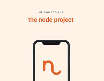 the node app