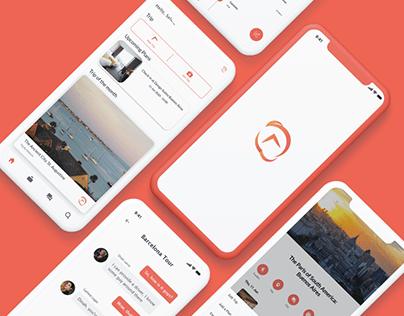 WaktuIn - Trip Planner App