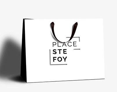 Refonte d'identité visuelle - Place Ste-Foy