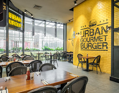Urban Gourmet Burger - Two Rivers Mall [Nairobi]