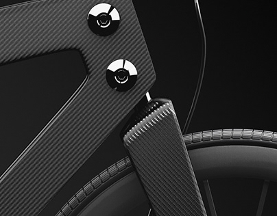 Puzzle Carbon Bicycle