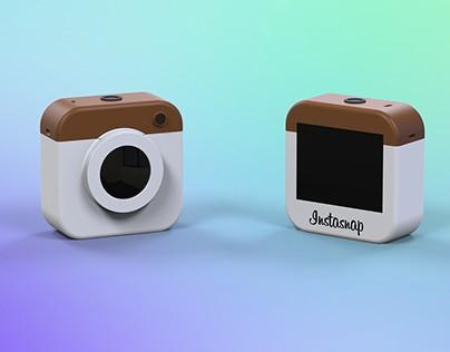Instasnap - dedicated Instagram social media camera