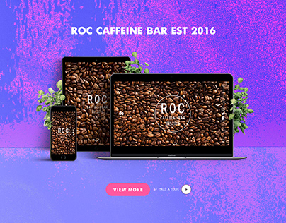 ROC CAFFEINE BAR