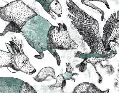 Monoprint – An Exploration