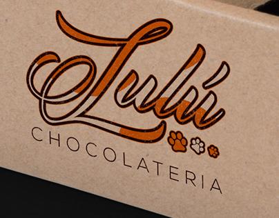 Branding chocolates Lulú