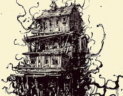 creepy house 4