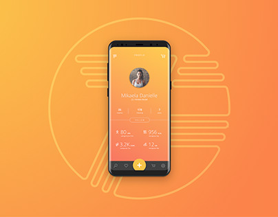 SevenFitness™ - Mobile Concept App