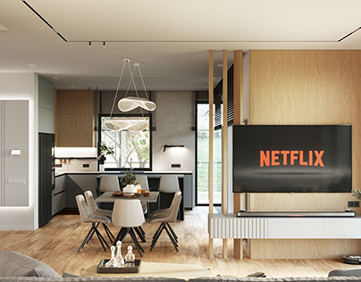 """AMBIENTE HOUSE"" interior design"
