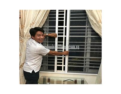 Nên mua cửa lưới chống muỗi ở đâu