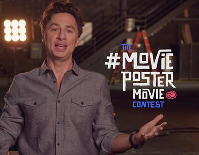 The Movie Poster Movie Contest, featuring Zach Braff.
