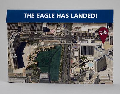 Vegas Trade Show Mailer