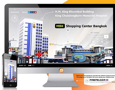 Virtual Bangkok City [ 3D ]