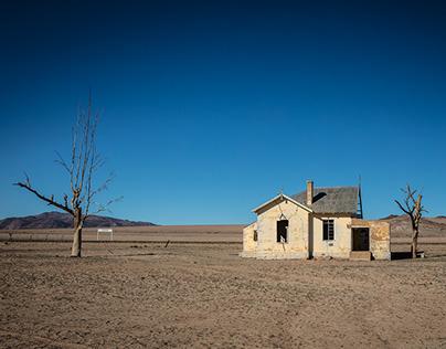 Garug station-Namibia
