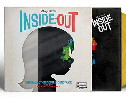 Inside Out (Vinyl Custom Cover)