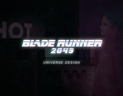 BLADE RUNNER 2049 | universe design