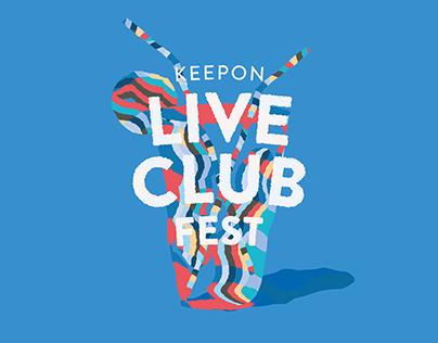 Keepon live Fest