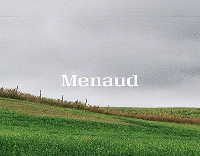 Menaud - Brand Photography