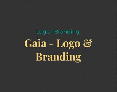 GAIA - Logo Design and Branding