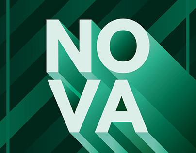 NOVA - graphic visual