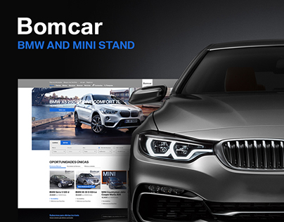 Bomcar - Bmw and Mini Stand