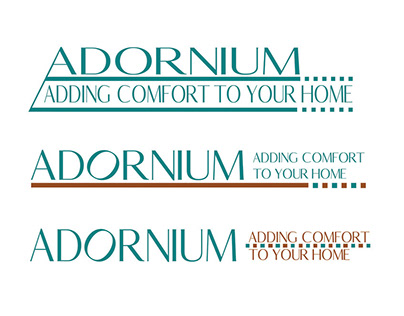 Logo Design - Adornium