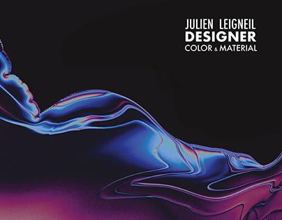 CMF Designer - Portfolio - Julien Leigneil