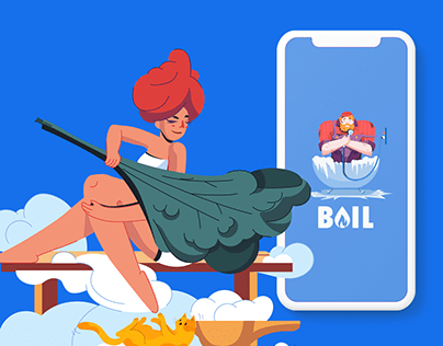 Boil Mobile app